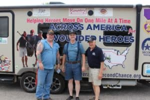 June 6th 58 miles Dewitt to Marion, Iowa