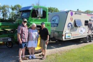 Marion to Oelwein, Iowa 60 miles