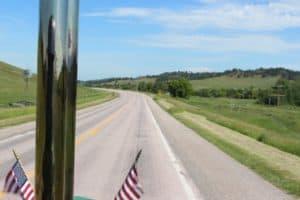 June 26 Gordon, NE to Chadron, NE  – 45 Miles