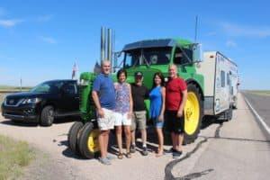 July 25 Medicine Bow to Laramie, WY – 82 Miles