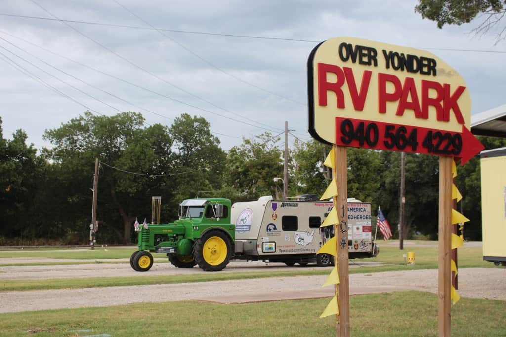 August 21 – 23 Crowell to Seymour, TX