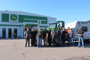 August 6th Kit Carson to Tribune, KA – 83 Miles