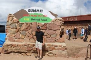 August 1 Falcon to Manitou Springs, CO – 21 Miles