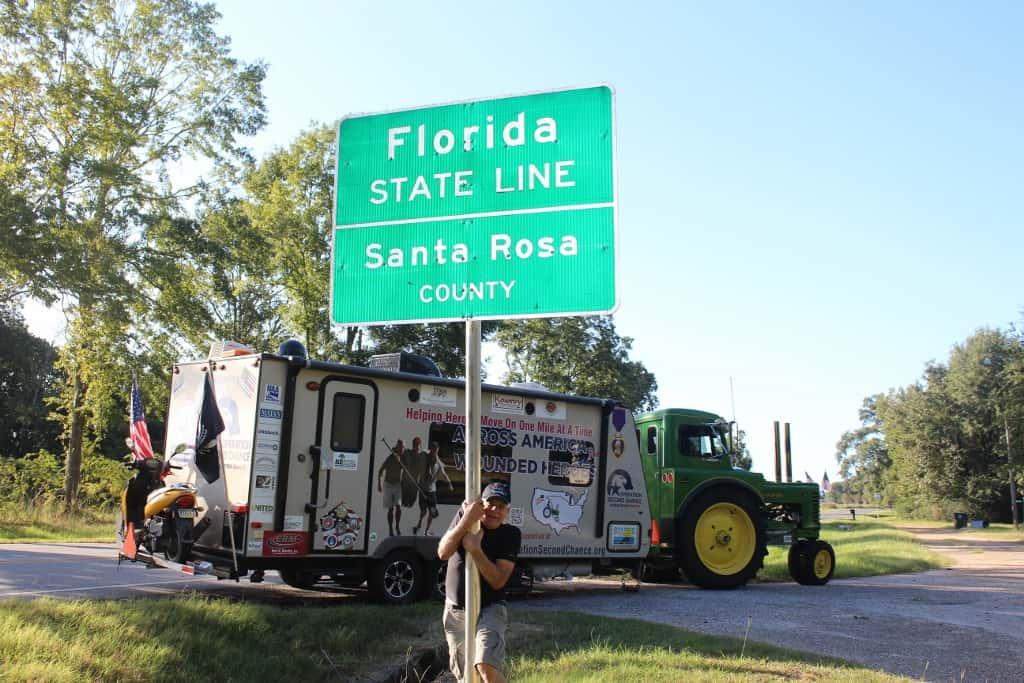 Sept. 21st Range to East Brewton, AL, to FLORIDA!!