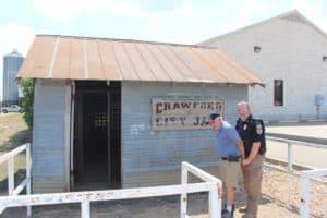 Stuck In Jail, Crawford, TX